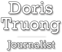 doris truong headline: Doris Truong, Journalist